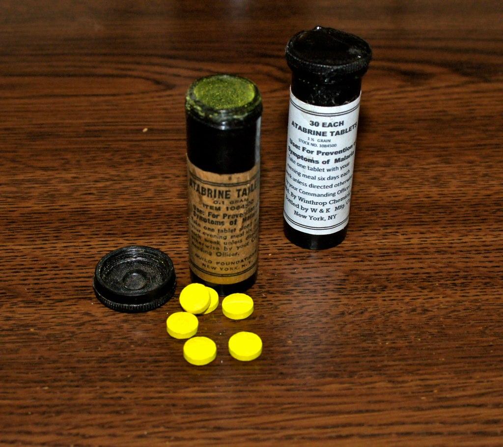 A férgektől mérgező gyógyszer
