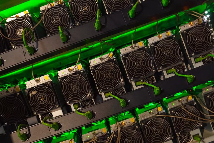 az indiai bitcoin bányászat
