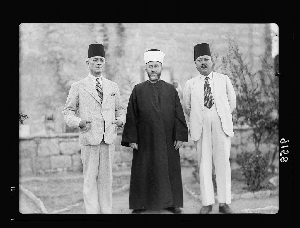 A történelem elfeledett fejezete, amikor zsidók és palesztinok összefogtak a nácik ellen