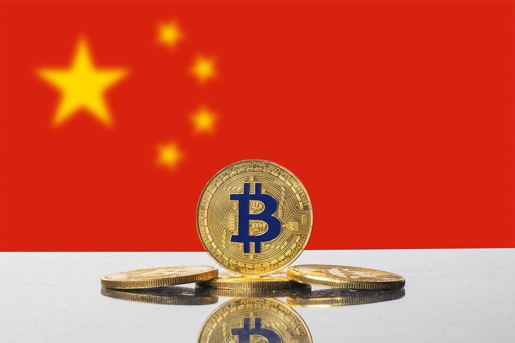 kína bitcoin ban